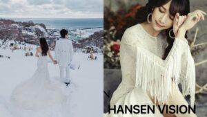 冬季婚禮布置