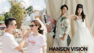 幸福韓式婚紗照