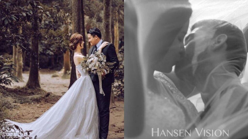 婚紗照怎麼拍
