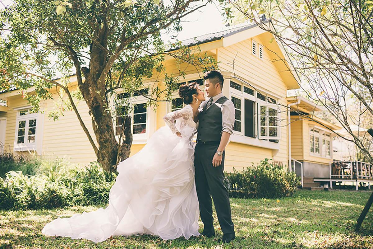 |婚紗攝影|Nina&Sean