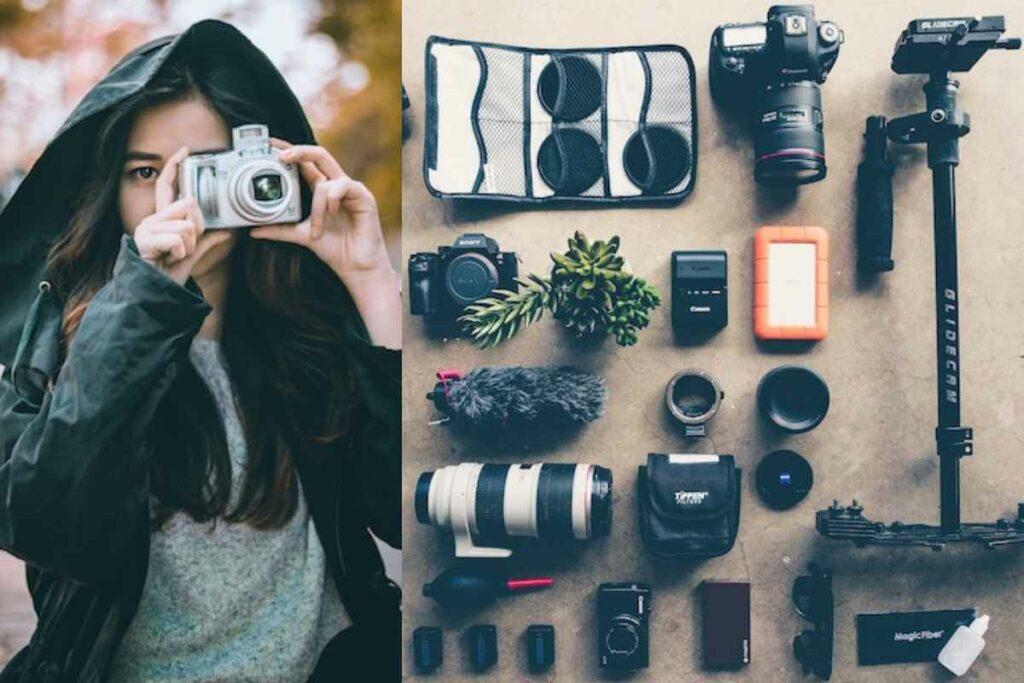 攝影新手怎麼選相機
