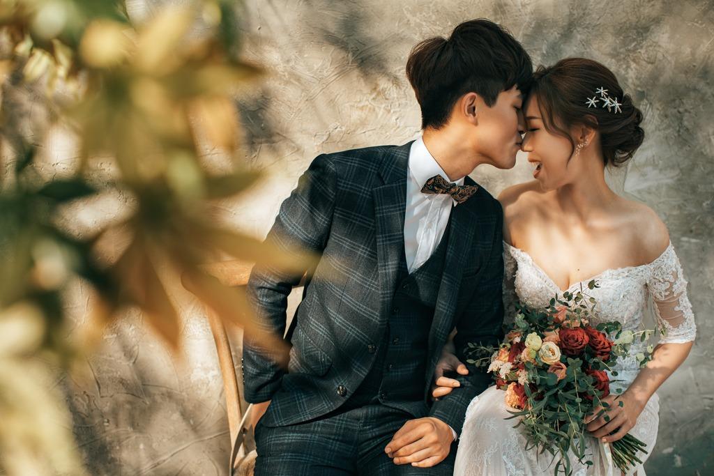 |婚紗攝影|政緯&育雯 淡水莊園