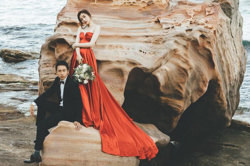 |婚紗攝影|Nick&Vera