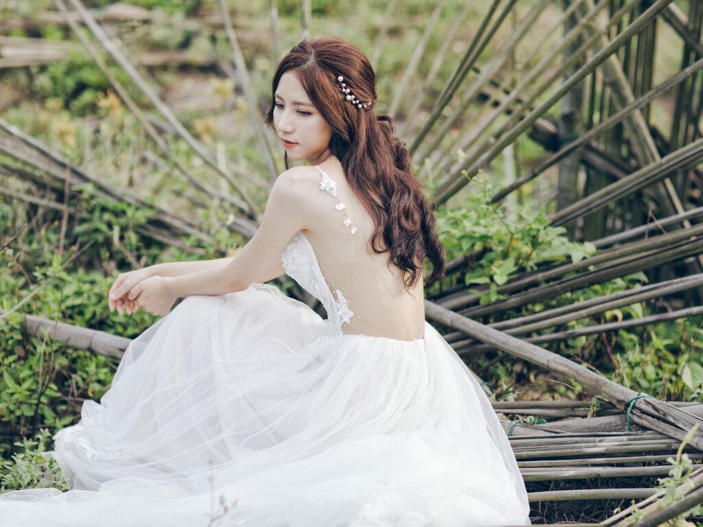 2021新娘髮型趨勢
