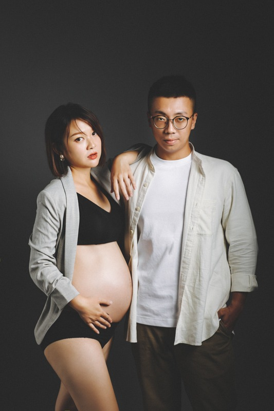 孕婦寫真作品